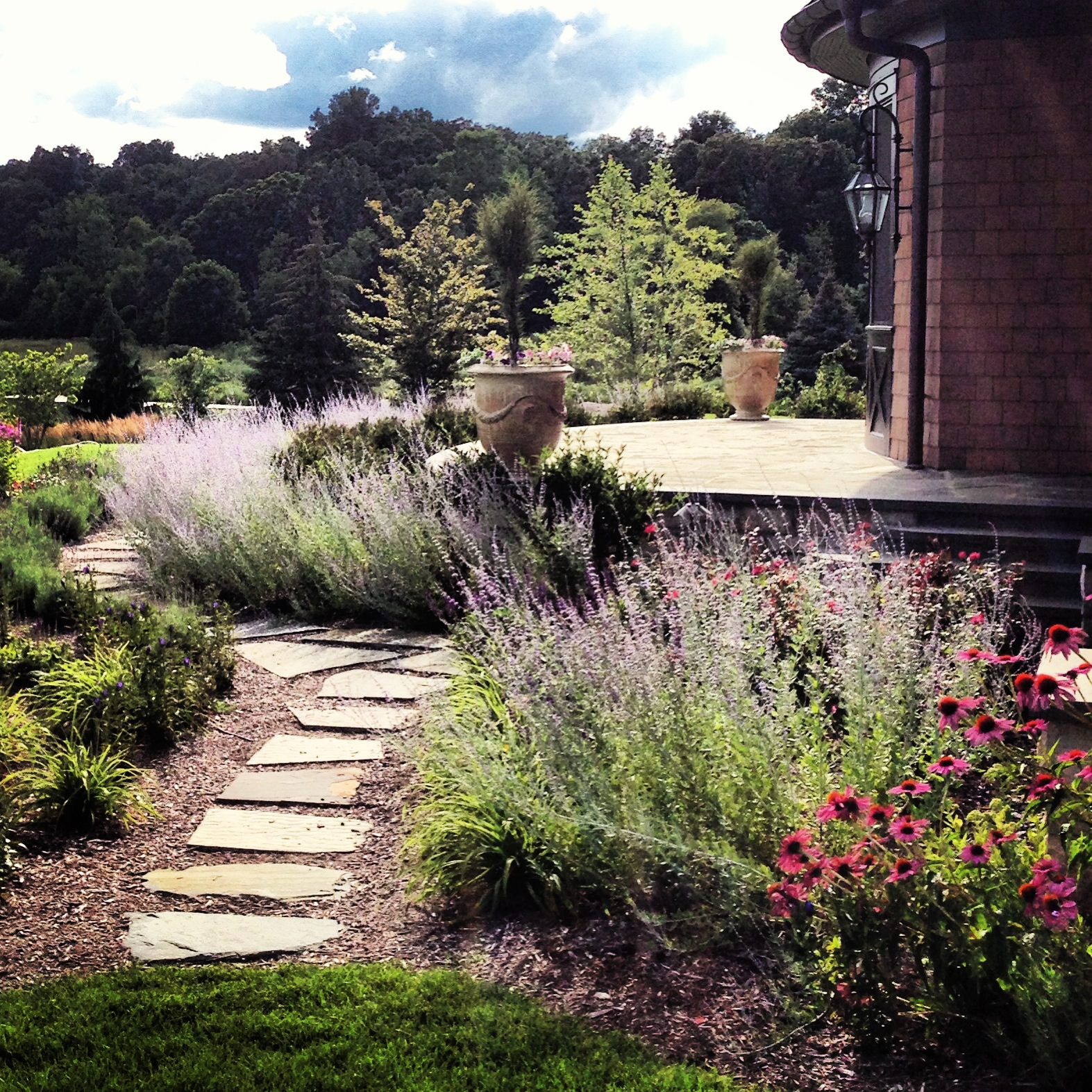 Petoskey Perennial Garden Design Vidosh North