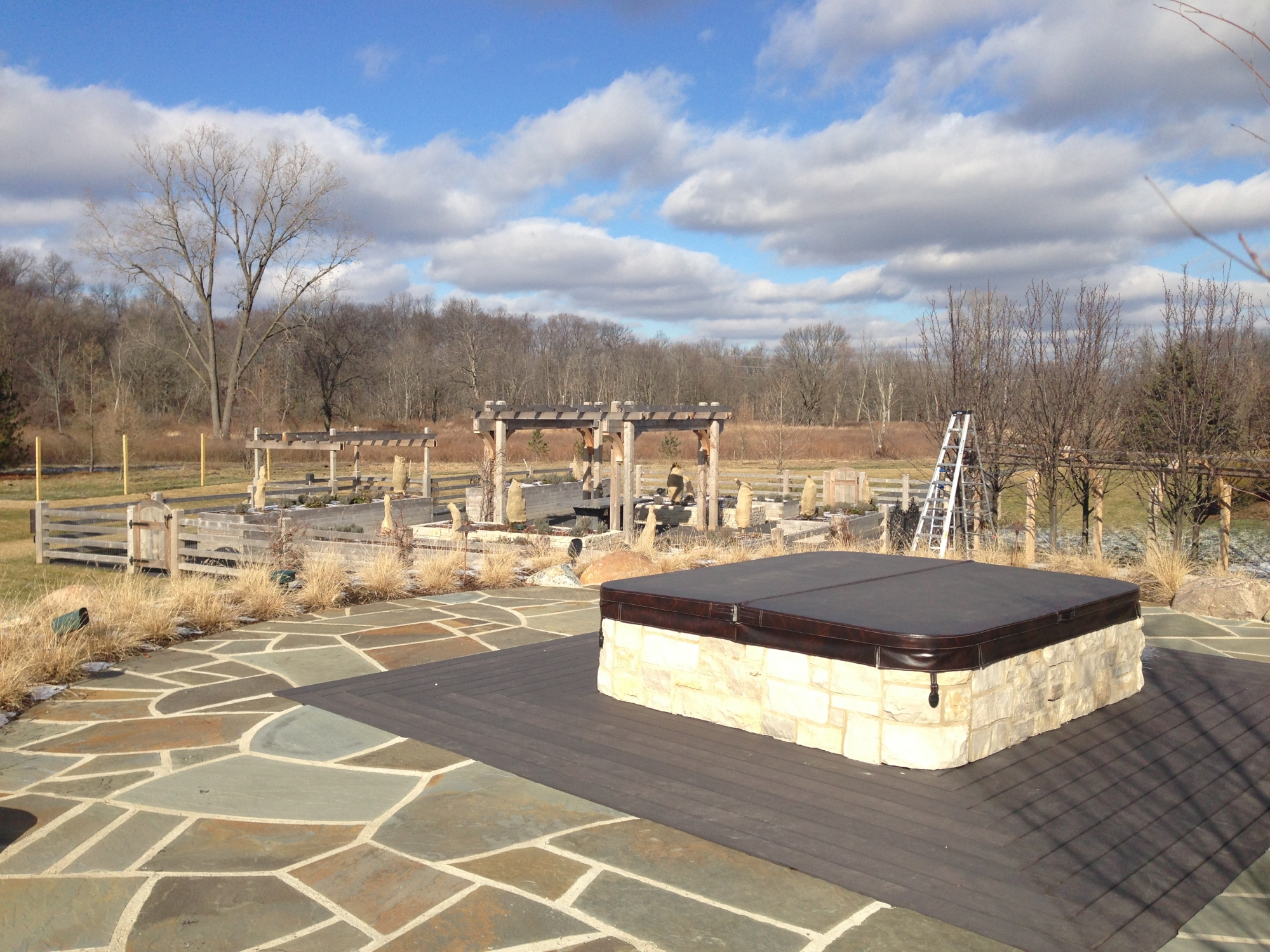 Custom Spa Installation Torch Lake Michigan Vidosh